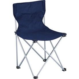 Printed Champion Folding Chair