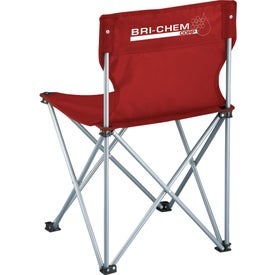 Imprinted Champion Folding Chair