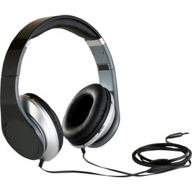 Imprinted Chaos Headphones with Music Control