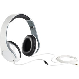 Customized Chaos Headphones with Music Control