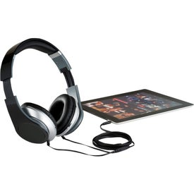 Chaos Headphones with Music Control for Promotion