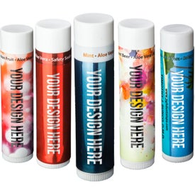 Promotional Lip Balm (Full Color)