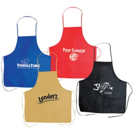 Chappie Apron for Promotion