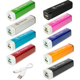 Charge-It-Up Power Bank Charger (Mobile Devices)