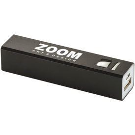 Charge-On Power Bank (2200 mAh, UL Listed)