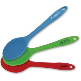 Advertising Chef's Special Silicone Spoon