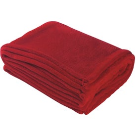 Promotional Chenille Blanket