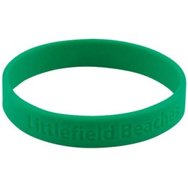 Monogrammed Children's Laser Engraved Wristband