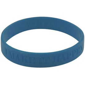 Printed Children's Laser Engraved Wristband
