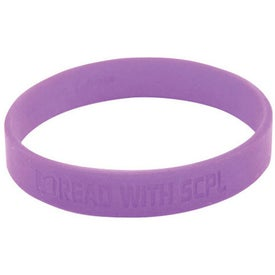Children's Laser Engraved Wristband Imprinted with Your Logo