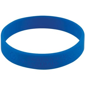 Promotional Children's Laser Engraved Wristband