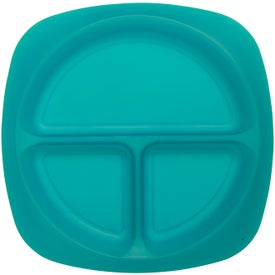 Printed Children's Portion Plate