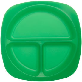 Children's Portion Plate for Marketing
