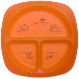 Personalized Children's Portion Plate