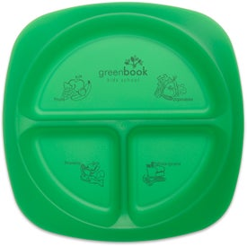 Custom Children's Portion Plate