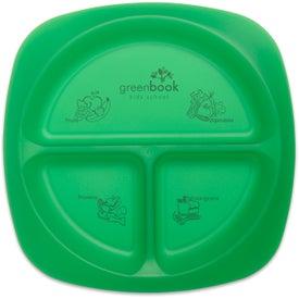 Custom Children's Portion Plate