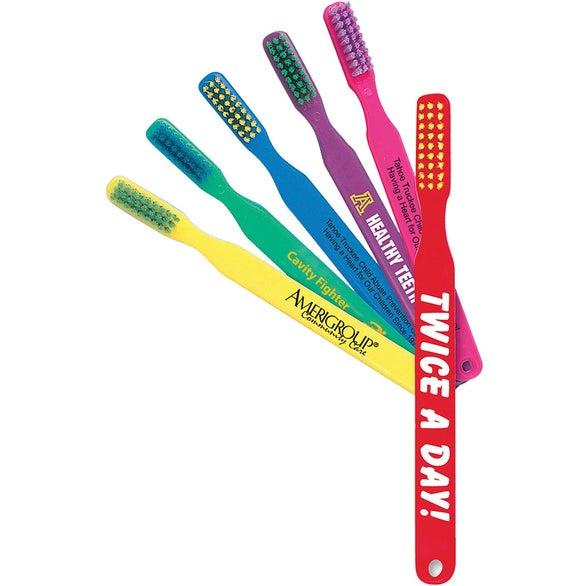 Dental toothbrush giveaways