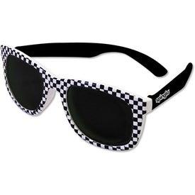 Imprinted Chillin' Sunglasses