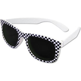 Imprinted Chillin' Sunglasses