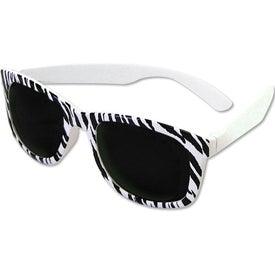 Chillin' Sunglasses for Marketing