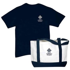 China Star Tote and Tee Combo Set