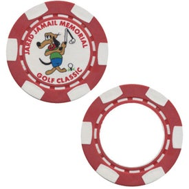 Chips Poker Chip with Your Slogan