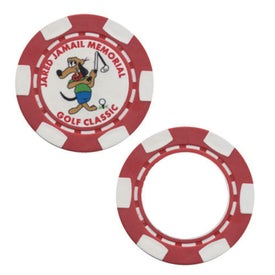 Chips Poker Chip for Advertising
