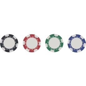 """Chips Poker Chip (1 1/2"""")"""