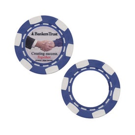 Branded Chips Poker Chip
