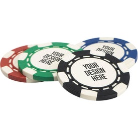 "Chips Poker Chip (1 1/2"")"