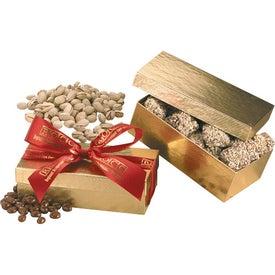Chopin Gift Box (Chocolate Baseballs)