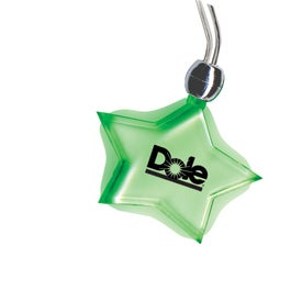 Green Light Pendant Necklace