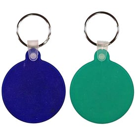 Circle Key Fob for Your Company