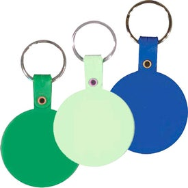 Circle Key Tag for Promotion