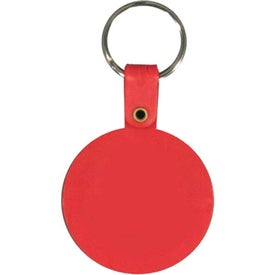 Customized Circle Key Tag