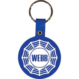 Circle Key Tag for Your Company
