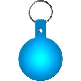 Circle Key Tags for Customization