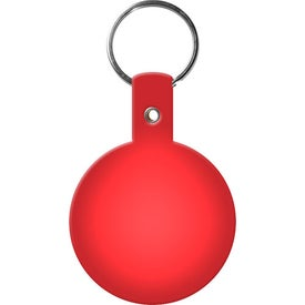 Promotional Personalized Circle Key Tags
