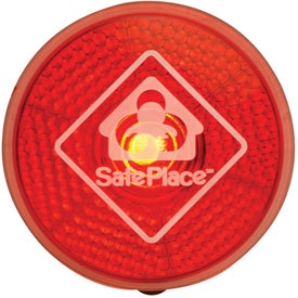 Circle Safety Flasher