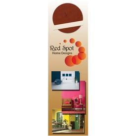 Promotional Circle Seed Shape Bookmark
