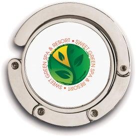 Customized Circular Purse Clip