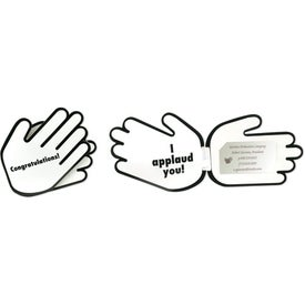 Clapping Hands - Ring Card