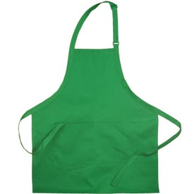 Classic Apron Imprinted with Your Logo