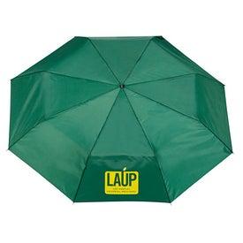 Monogrammed Classic Folding Umbrella