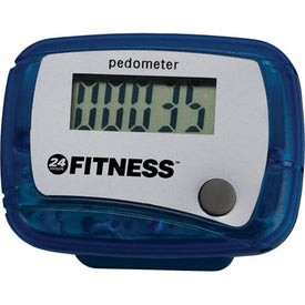 Monogrammed Classic Pedometer