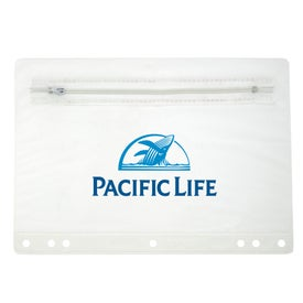 Classic Plastic Pouch Imprinted with Your Logo