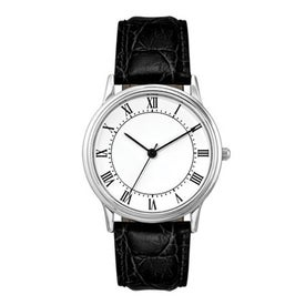 Customizable Classic Styles Men's Watch for Your Organization