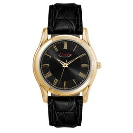 Classic Styles Gold Finish Men's Watch