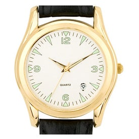 Classic Styles Men's Watch with Date Display with Your Logo