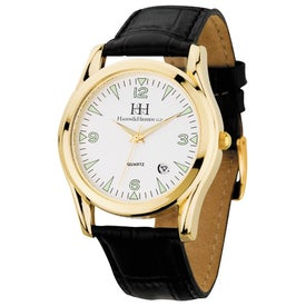 Classic Styles Men's Watch with Date Display